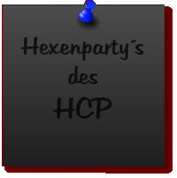 Hexenparty´s des HCP
